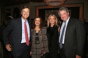 Ted Virtue, Dani Virtue, Debra Black, Leon Black