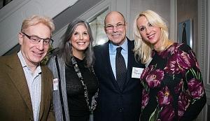 Howard Kagan, Joan Hornig, Doug McCormick, Kasia McCormick
