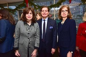 Carole Bellidora Westfall, Edgar Batista, Catherine Sabino