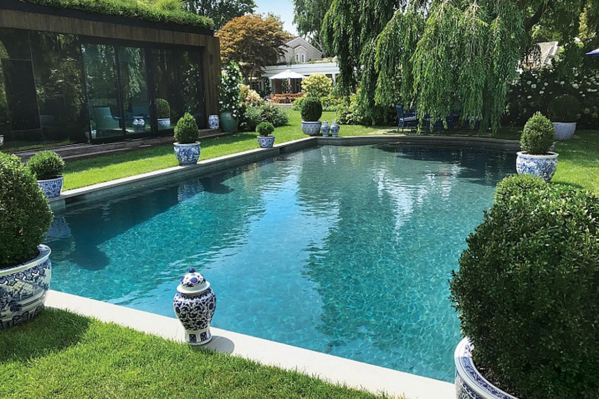 The Hamptons Pool – An Emotional And Spiritual Oasis ... on