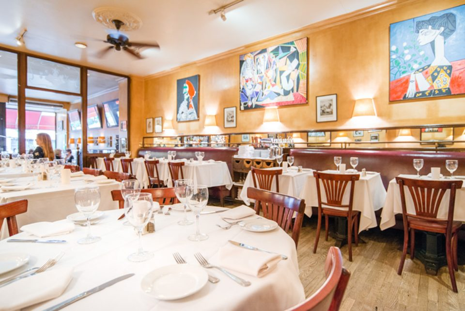 Demarchelier Restaurant Brings An Authentic French Bistro