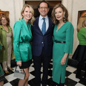 Social Safari Edited by R. Couri Hay: Jean and Martin Shafiroff Host St. Patrick's Day Party
