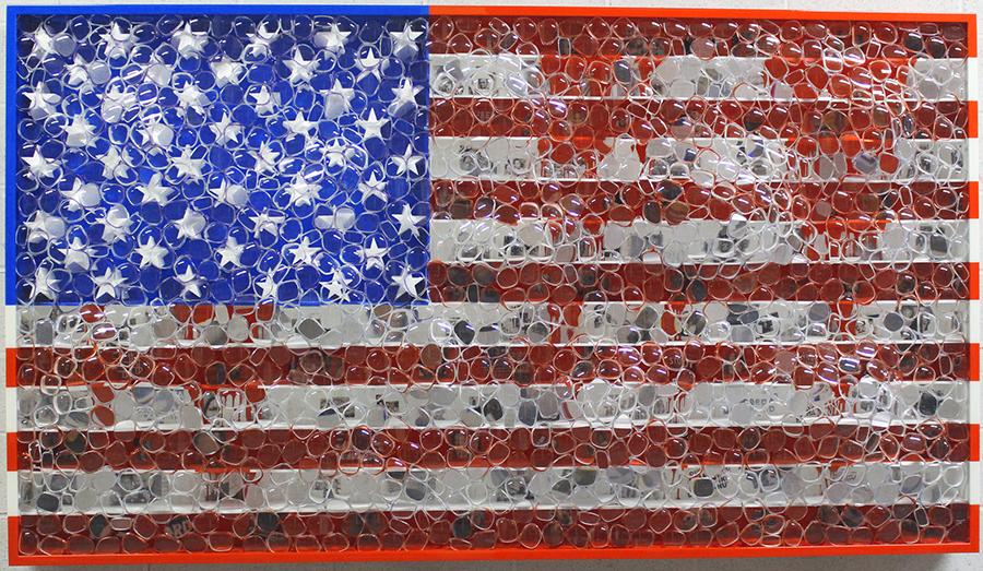 David Datuna: Portrait of America