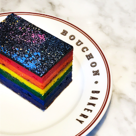 Show Your Pride with these Colorful Bites