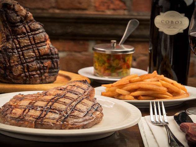 The Steaks of Buenos Aires