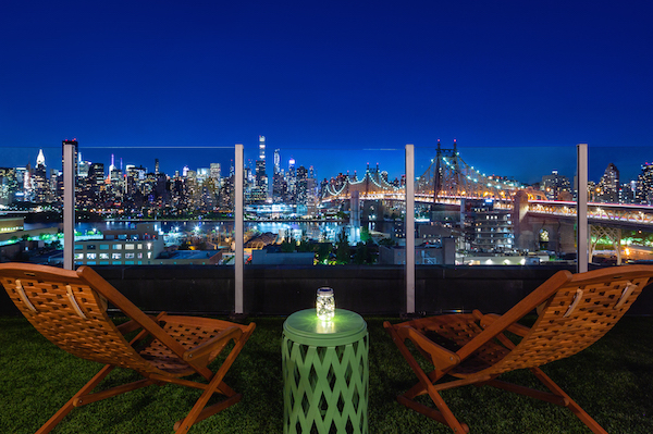 Savanna Rooftop Opens in Long Island City