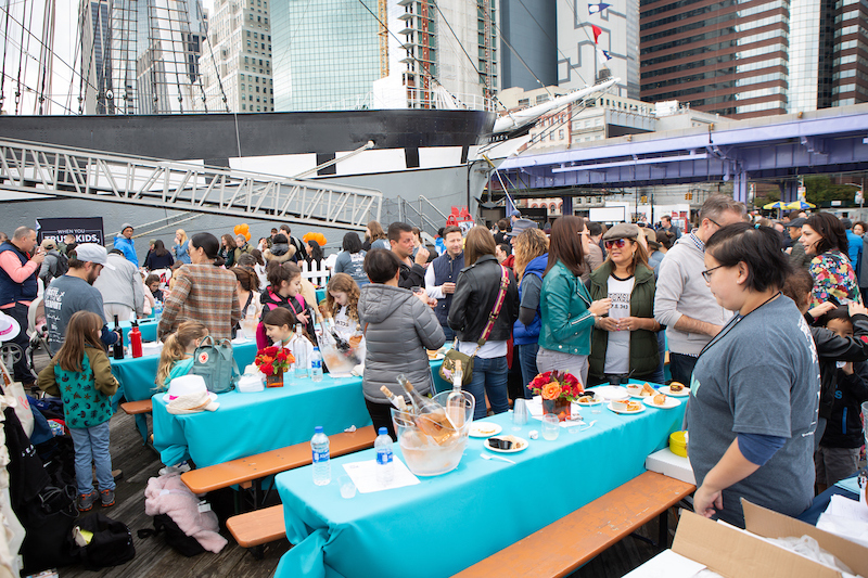 The Taste of the Seaport Festival Celebrates its 10-Year Anniversary