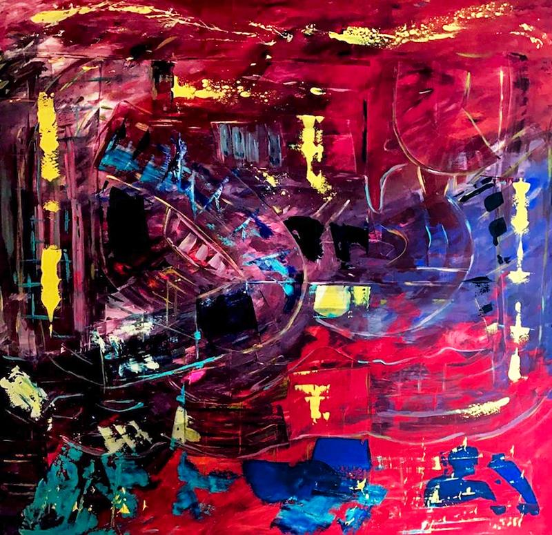 Kelly Fischer: Blending Worlds