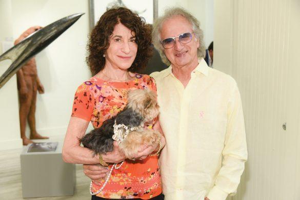 Karen Friedman, Herb Friedman