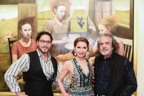 MAGO, Jean Shafiroff, Richard Demato